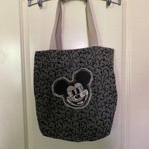 Mickey Canvas Tote - Disney World